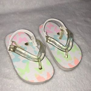 Children's Place Little Girls Sandal